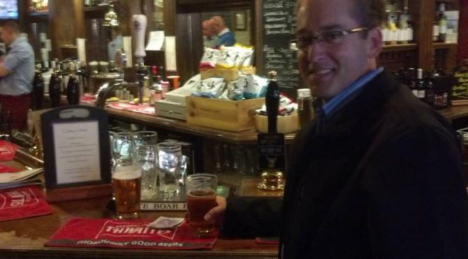 English Pub - Somm Beer