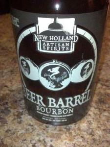 New Holland Brewing Bourbon