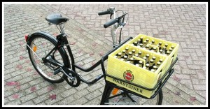 Bicycle-beer-basket
