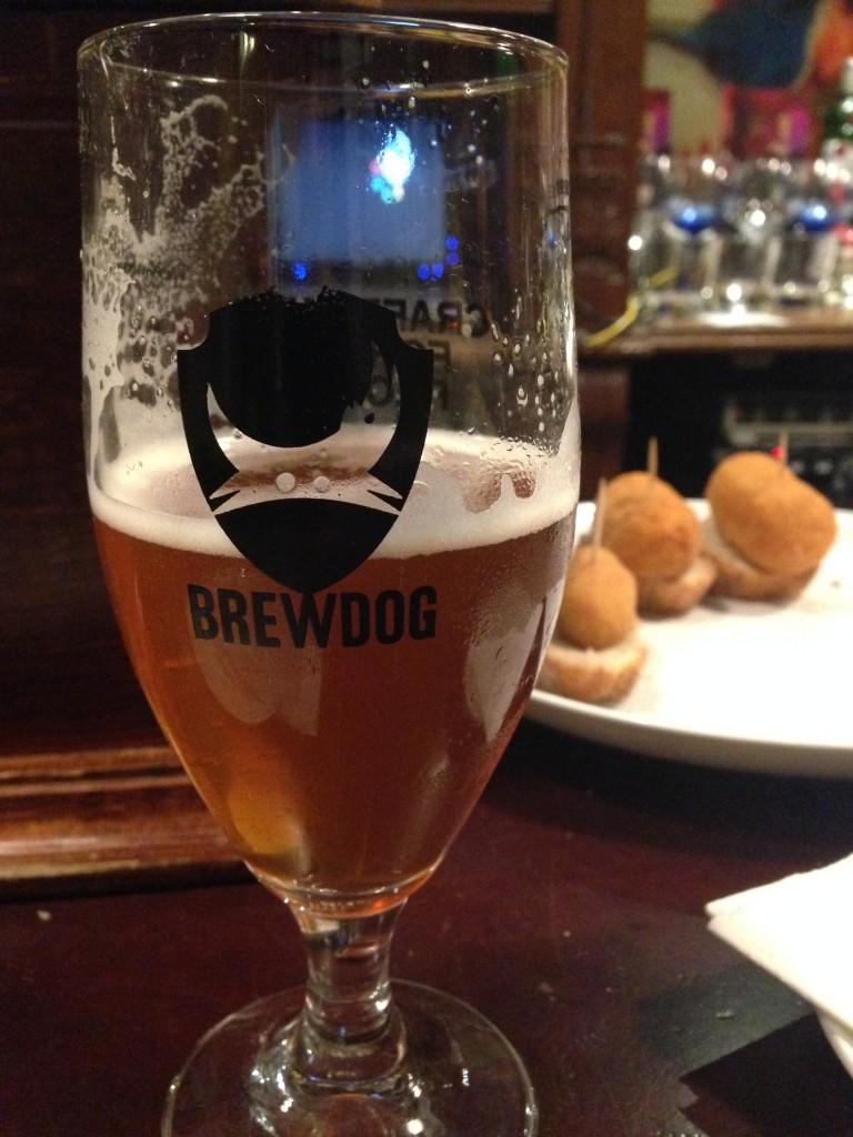 Brew Dog in Barcelona
