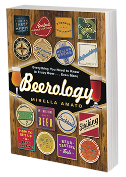 Beerology by Mirella Amato