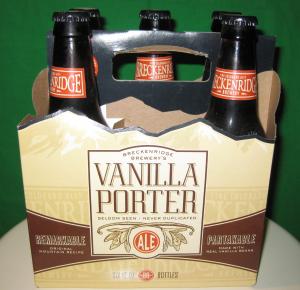 Vanilla Porter 1