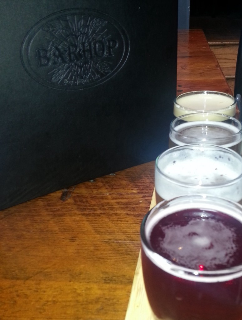 Bar Hop Review