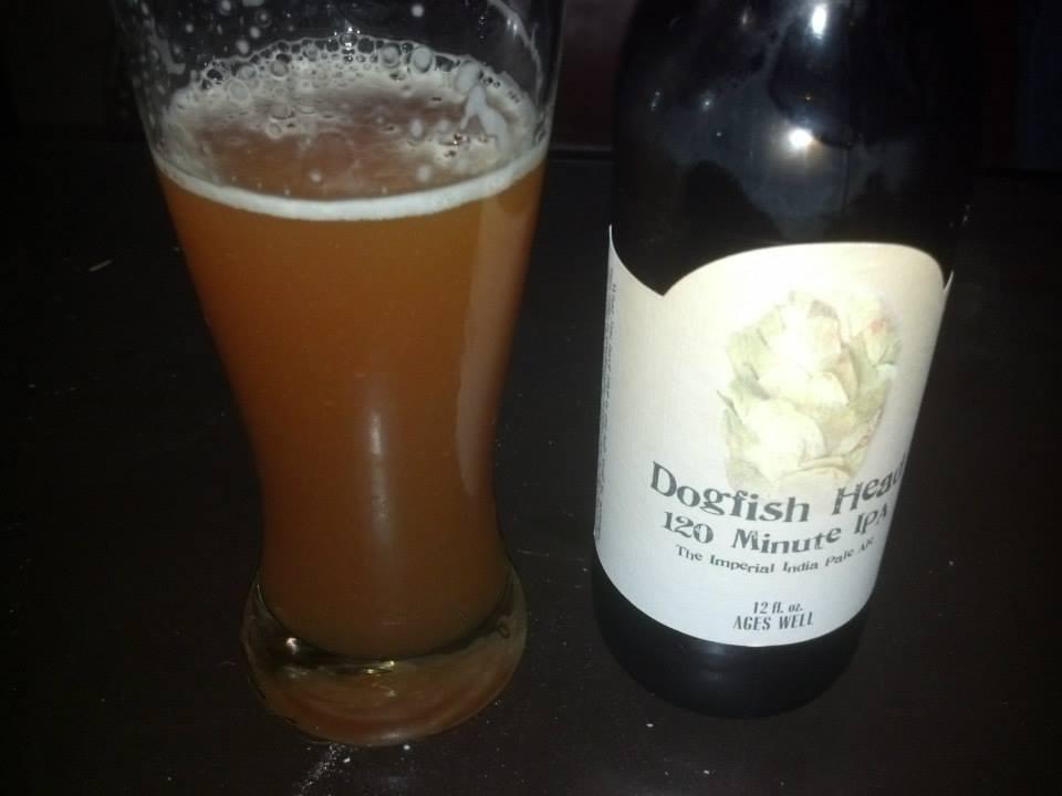 Dog Fish Head 120 - Somm Beer