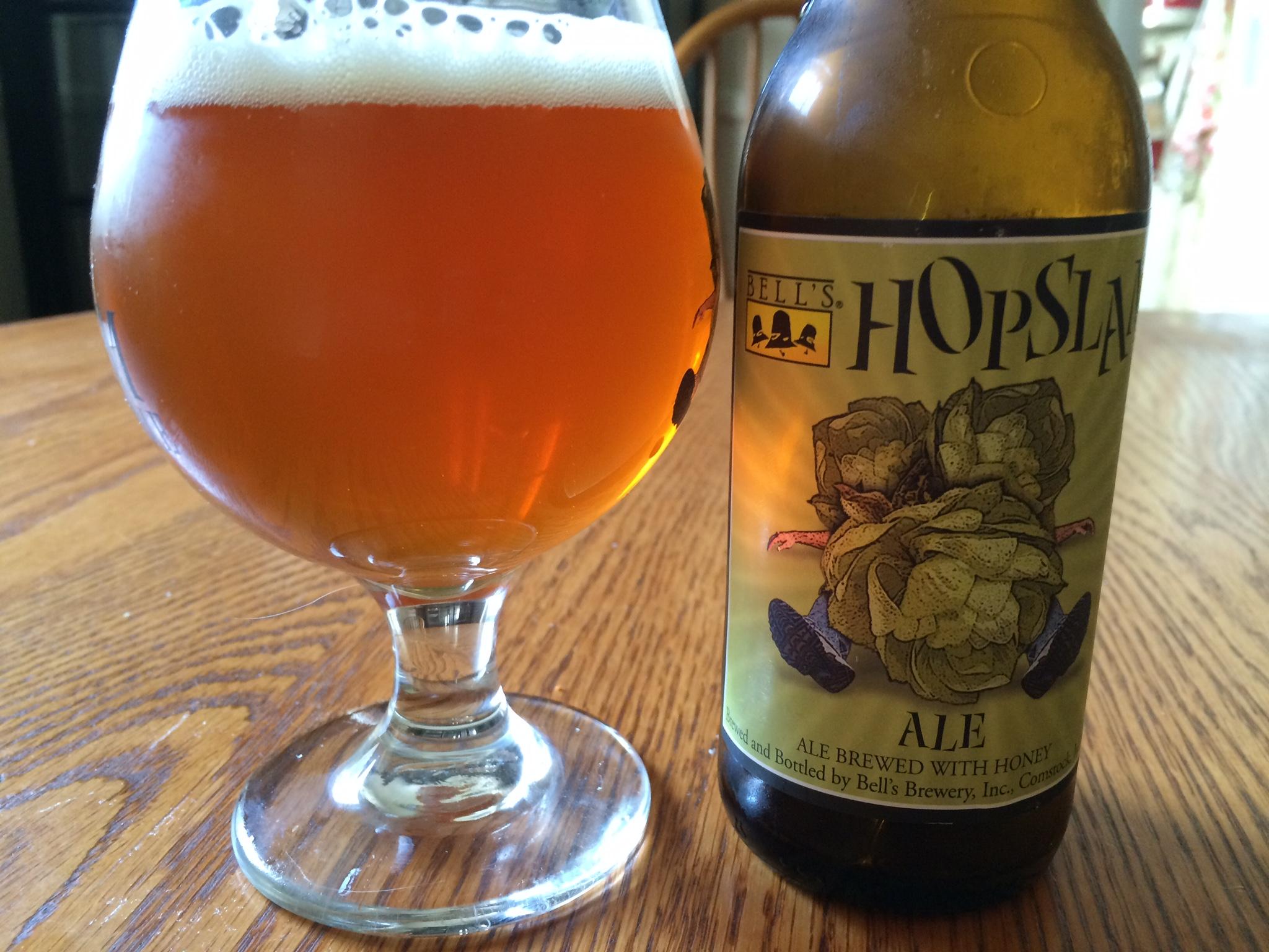 Hopslam vs  Brother Benjamin: Honey Flavored Head to Head