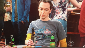 "Photo: Mathew Powers - Screenshot of ""The Big Bang Theory"" on CBS"