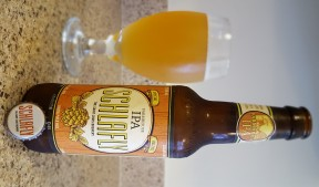 Schlafly Farmhouse IPA. Picture by Mathew Powers