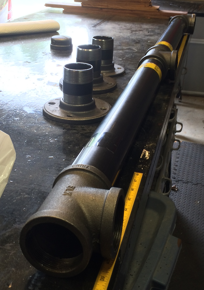 pipe assembly 50