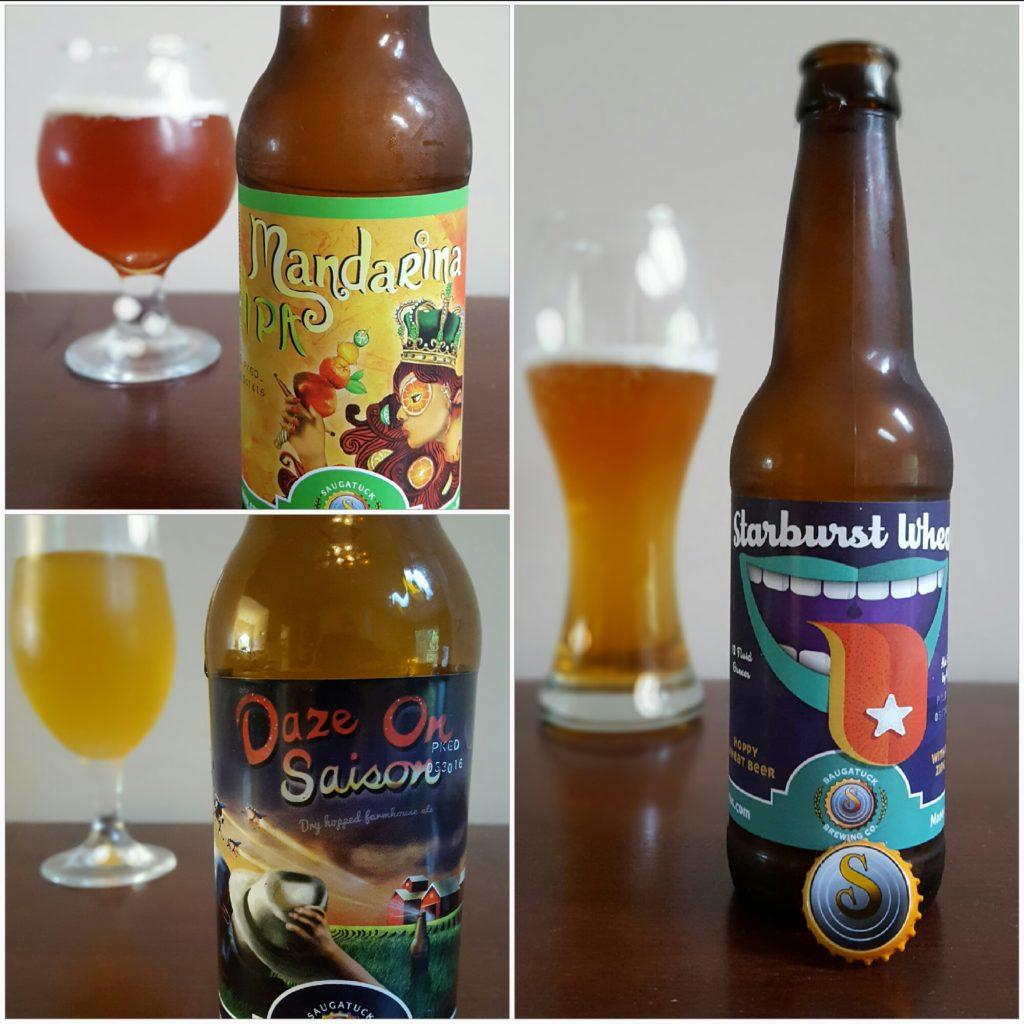 Saugatuck Brewing