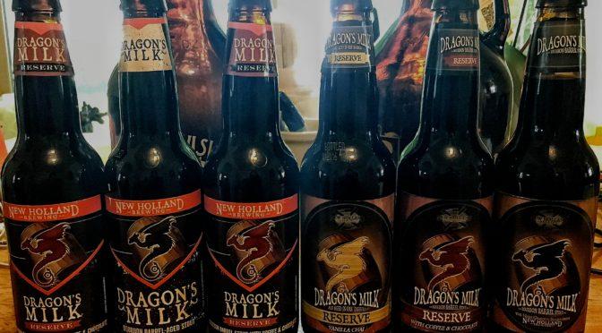 Dragons Milk darker