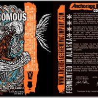 Beer Review: Anchorage Brewing Company Anadromous Black Sour Ale