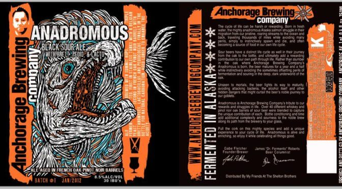 Anadromous Black Sour