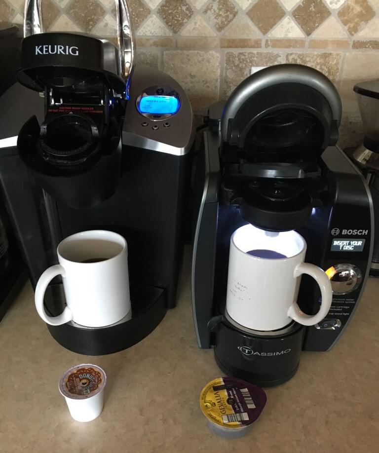 how to make a tassimo coffee