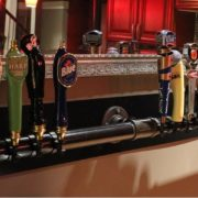 How To Build A Beer Tap Display Diy Home Bar